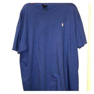 Men's Polo Ralph Lauren's Short Sleeve Tee, XXL